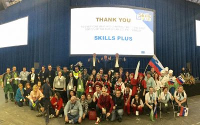 First European Skills Plus Competition RAI Amsterdam
