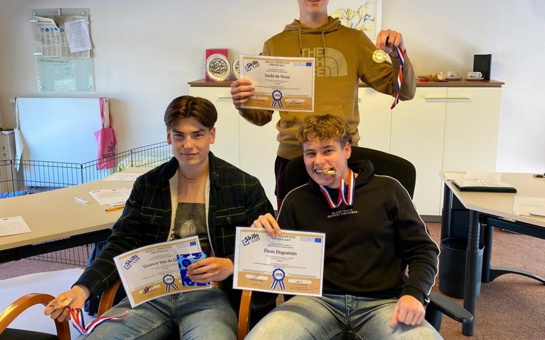 Skills + National competition in the Netherlands – ICT